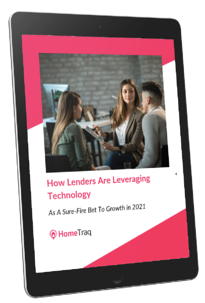 How Lenders are Leveraging Technology-1